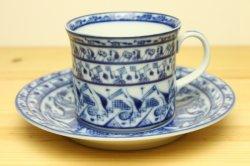 RORSTRAND(ロールストランド) Cobolti(コボルティ) コーヒーカップ&ソーサー