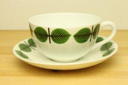 GUSTAVSBERG(グスタフスベリ)Bersa(ベルサ)コーヒーカップ&ソーサー1