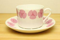 GUSTAVSBERG(グスタフスベリ)ROSA(ローサ)コーヒーカップ&ソーサー3