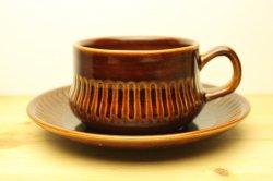 (買付)UPSALA-EKEBY/GEFLE(ウプサラ・エクビー/ゲフル)KOSMOS(コスモス)茶ティーC/S-1