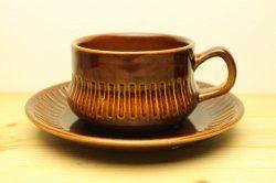 (買付)UPSALA-EKEBY/GEFLE(ウプサラ・エクビー/ゲフル)KOSMOS(コスモス)茶ティーC/S-2