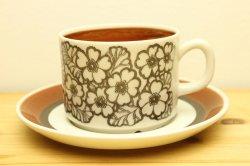 GEFLE(ゲフル)AGNETA(アグネッタ)コーヒーカップ&ソーサー