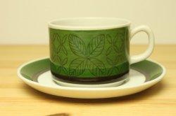 GEFLE(ゲフル)EVA (エバ)コーヒーカップ&ソーサー