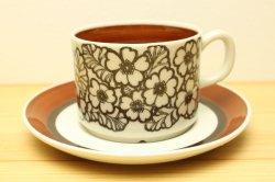 (買付) GEFLE(ゲフル)AGNETA(アグネッタ)コーヒーカップ&ソーサー
