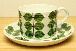 GUSTAVSBERG(グスタフスベリ)Bersa(ベルサ)ティーカップ&ソーサー2