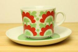 ARABIA(アラビア) Unkari(ウンカリ)コーヒーカップ&ソーサー