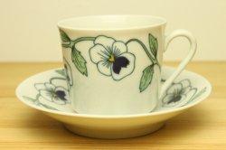 RORSTRAND(ロールストランド) Sylvia(シルビア)コーヒーカップ&ソーサー