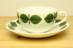 GUSTAVSBERG(グスタフスベリ)Bersa(ベルサ)コーヒーカップ&ソーサー3