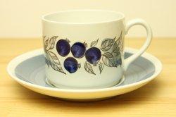 RORSTRAND(ロールストランド) Gille (ジッレ) コーヒーカップ&ソーサー