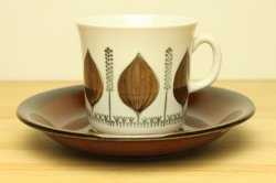 GEFLE(ゲフル)Groblad コーヒーカップ&ソーサー