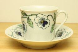 RORSTRAND(ロールストランド) Sylvia(シルビア)コーヒーカップ&ソーサー1