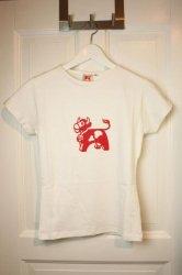 Arla社 牛さんのTシャツ(S)