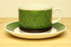 GEFLE(ゲフル)EVA (エバ)コーヒーカップ&ソーサー1