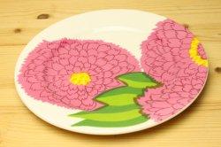 Iittala(イッタラ) x Marimekko(マリメッコ) Primavera(プリマヴェーラ)プレート19.5 (ピンク)