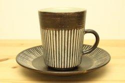 デンマーク BR社 Amazonas(アマゾナス) コーヒーカップ&ソーサー 2