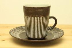 デンマーク BR社 Amazonas(アマゾナス) コーヒーカップ&ソーサー 3