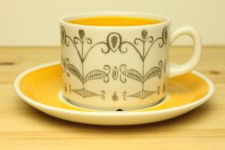 GEFLE(ゲフル)MARIA (マリア)コーヒーカップ&ソーサー