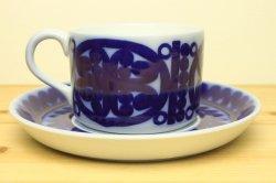 GUSTAVSBERG(グスタフスベリ)のBlahusar(ブローヒューサール)ティーカップ&ソーサー1
