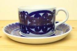 GUSTAVSBERG(グスタフスベリ)のBlahusar(ブローヒューサール)ティーカップ&ソーサー2