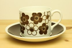 RORSTRAND(ロールストランド) ANEMON(アネモン)コーヒーカップ&ソーサー 1