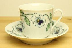 RORSTRAND(ロールストランド) Sylvia(シルビア)コーヒーカップ&ソーサー2