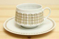 ARABIA(アラビア)のPallas(パラス)コーヒーカップ&ソーサー