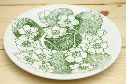 GUSTAVSBERG(グスタフスベリ)のEMMA(エマ)皿17(グリーン)