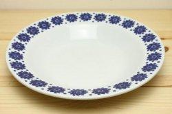 Figgjo(フィッギオ)の青い花の皿23