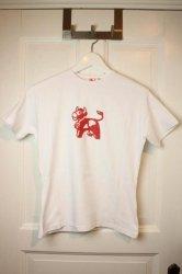 Arla社 牛さんのTシャツ(M)