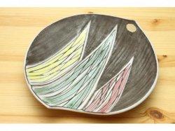 UPSALA-EKEBY/GEFLE(ウプサラ・エクビー/ゲフル)のMari Simmulson皿(Sagina)