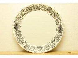 ARABIA(アラビア)のTattiきのこの皿19