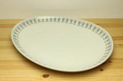GUSTAVSBERG(グスタフスベリ)のLOTUS(ロータス)グレー皿32