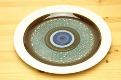 RORSTRAND(ロールストランド)のAMANDA(アマンダ)皿23.5-2