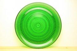 Nuutajarvi(ヌータヤルヴィ)のKASTEHELMI(カステヘルミ)プレート25(グリーン)