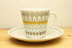 UPSALA-EKEBY/GEFLE(ウプサラ・エクビー/ゲフル)のStandard コーヒーカップ&ソーサー