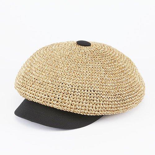 CROCHET CASQUETTE / PAPER (クローシェキャスケット/ペーパー) 「帽子」