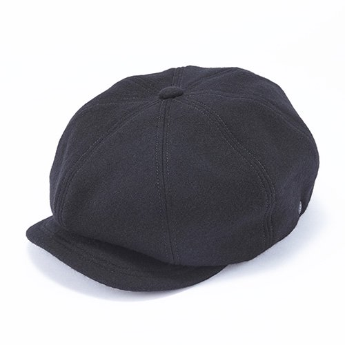 510WO CASQUETTE / COMPACT・WOOL(キャスケット/ コンパクト・ウール)「帽子」