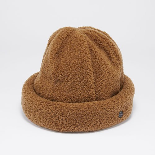 <font color=red>NEW</font> CUFF KNIT / SHEEP BOA(カフニット / シープボア)「帽子」
