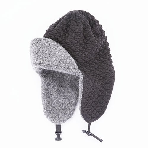 PILOT CAP / KNIT & FLEECE(パイロットキャップ / ニット&フリース)「帽子」