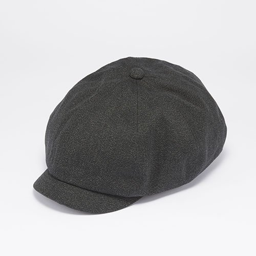 521HE CASQUETTE / CLASSIC・HEATHER TWILL(キャスケット / クラシック・ヘザーツイル)「帽子」