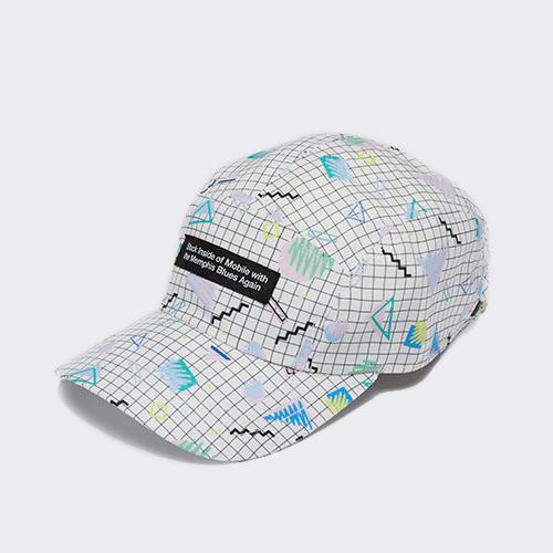 <font color=red>NEW</font> MEMPHIS / GRID CAP / WHITE(メンフィス / グリッドキャップ / ホワイト)「帽子」