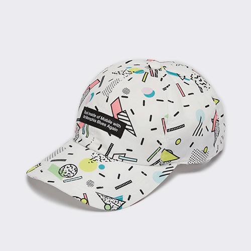 MEMPHIS / SWEEP CAP / WHITE(メンフィス / スイープキャップ/ ホワイト)「帽子」