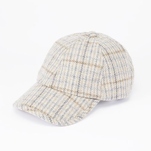 <font color=red>NEW</font> 6 PANEL CAP / VARIOUS WOOL(6パネルキャップ/ バリアスウール)「帽子」
