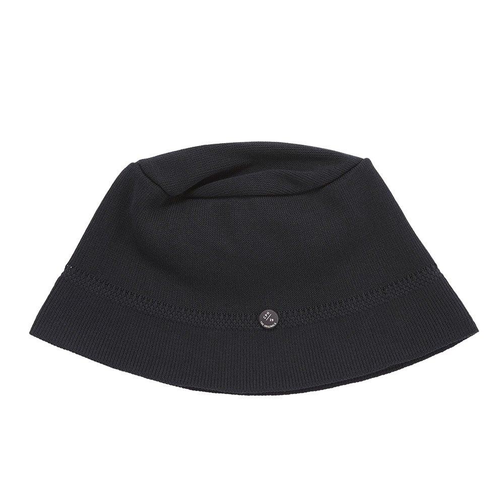KNIT CAP / SAILOR KNIT / BLACK(ニットキャップ / セーラーニット / ブラック)「帽子」