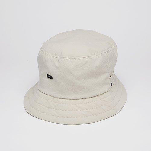 <font color=red>NEW</font> BACKET HAT / NYLON BAGGY / IVORY(バケットハット/ナイロンバギー/アイボリー)