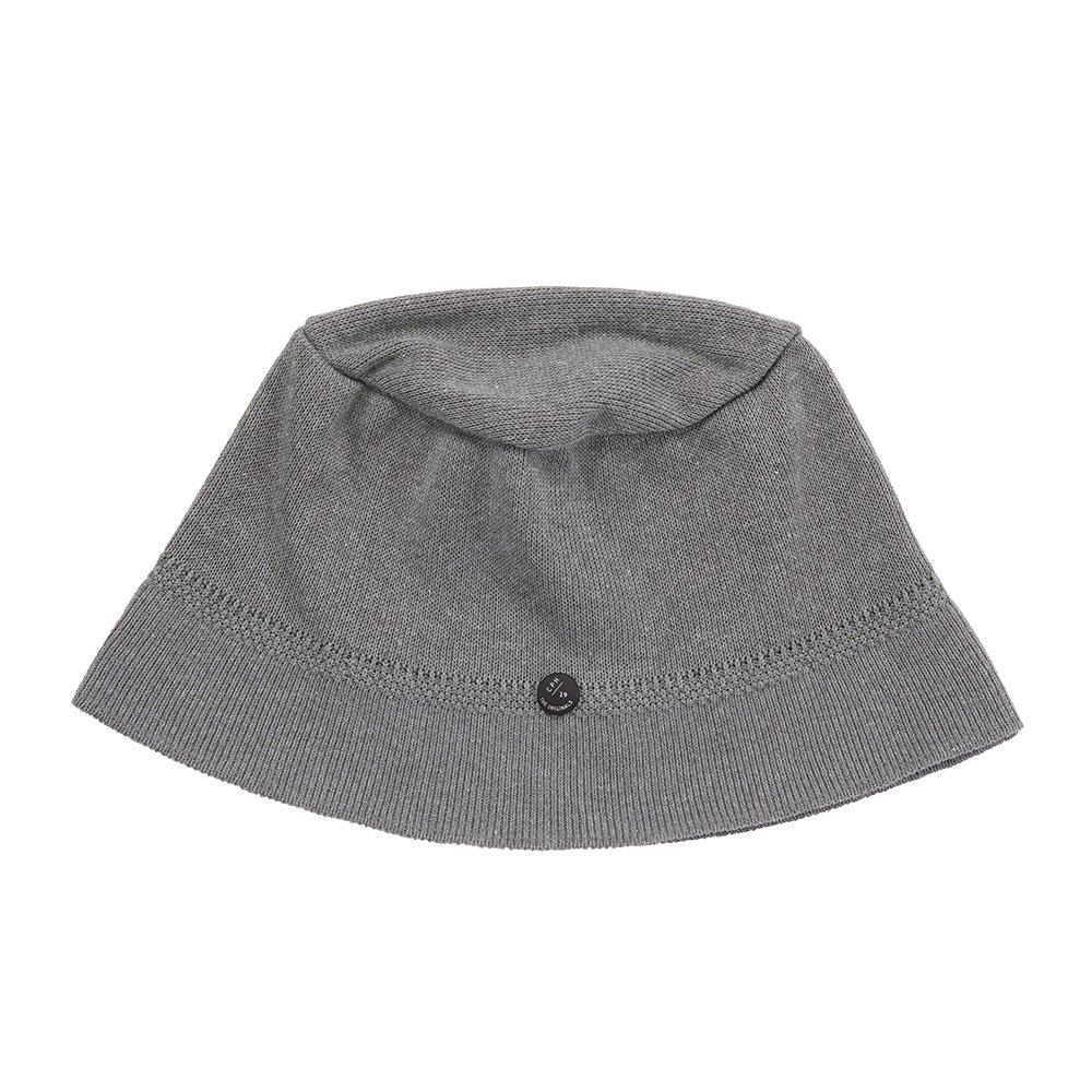 KNIT CAP / SAILOR KNIT / GRAY(ニットキャップ / セーラーニット / グレー)「帽子」