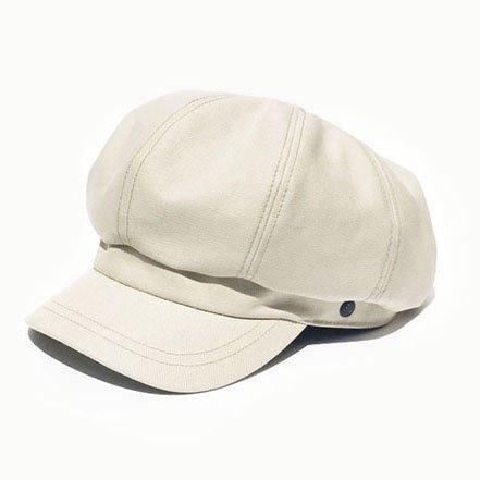 551TW CASQUETTE / WAISTED・TWILL / IVORY(キャスケット / ウェスティド・ツイル / アイボリー)「帽子」