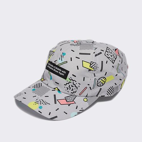<font color=red>NEW</font> MEMPHIS / SWEEP CAP / GRAY(メンフィス / スイープキャップ / グレー)「帽子」