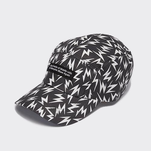<font color=red>NEW</font> MEMPHIS / LIGHTNING CAP / BLACK(メンフィス / ライトニングキャップ/ ブラック)「帽子」