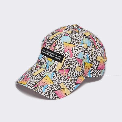 <font color=red>RE STOCK</font>  MEMPHIS / SURF CAP / MIX(メンフィス / サーフキャップ/ ミックス)「帽子」